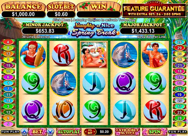 Fruit Revenge Slots - Free to Play Online Casino Game