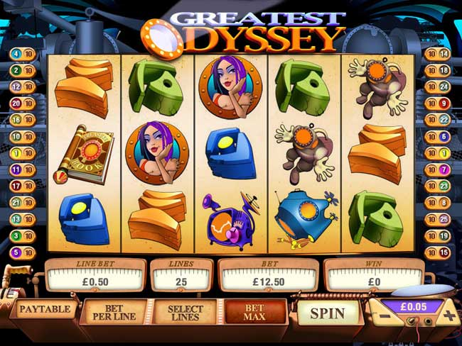 game is available at the best online casinos. It is a 25 line game
